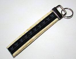Schlüsselband mit Krone