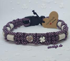 em4dogs EM-Keramik-Halsband für Hunde - Rosi
