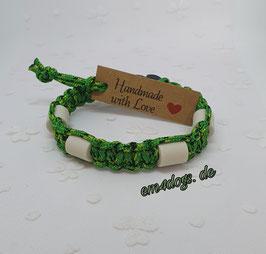 em4dogs EM-Keramik-Armband - grün