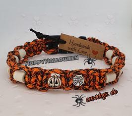em4dogs EM-Keramik-Hundehalsband - Happy Halloween