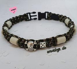 em4dogs EM-Keramik-Hundehalsband - Mini Undercover