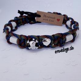 em4dogs EM-Keramik-Hundehalsband - Piratenherz