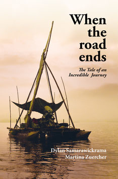 BOOK: When the road ends