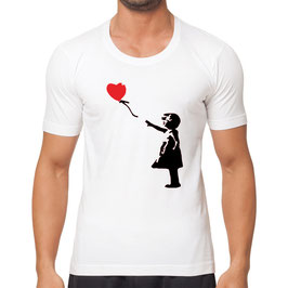 "T-Shirt      ""Balloon Girl"""