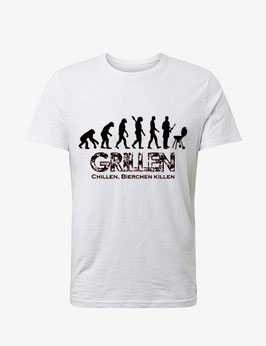 "T-Shirt ""Grill-Evolution"""