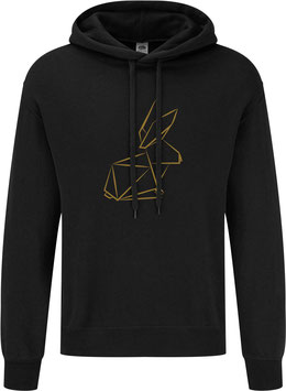"PiepNitz-Hoodie ""Logo"" - gold"
