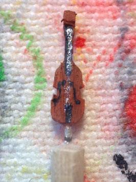 Geige / Zahnstocher
