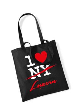 Stofftasche I Love ...