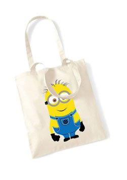 Stofftasche Minions