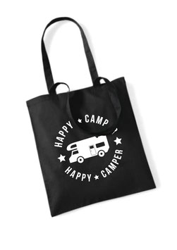 Stofftasche Happy Camper
