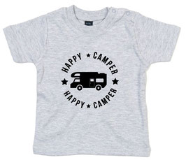 Babyshirt Happy Camper