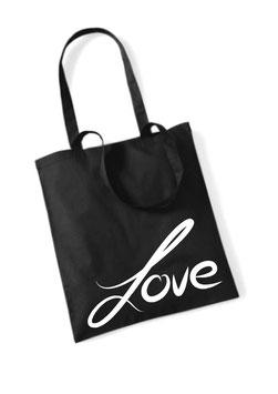 Stofftasche Love