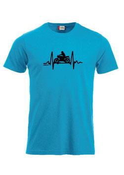 Herzfrequenz Töff