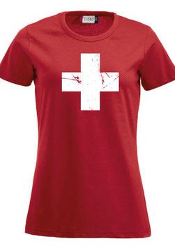 Schweizer Kreuz spez. Frauen