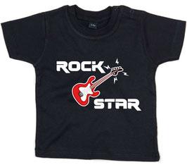 Babyshirt Rock Star
