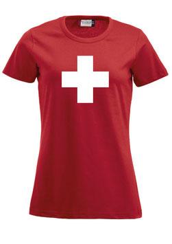 Schweizer Kreuz Frauen