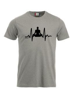 Herzfrequenz Yoga