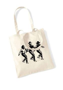 Stofftasche Line Dance 2