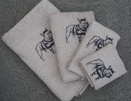 4er Set Handtücher