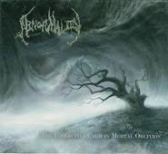 "ABNORMALITY ""The Collective Calm in Mortal Oblivion"" MCD digipak"