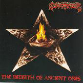 """SANCTIFIER """"The Rebirth of Ancient Ones""""  Demo Compilation CD-R"""