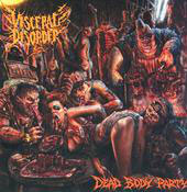 "VISCERAL DISORDER ""Dead Body Party"" CD"