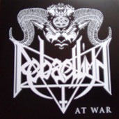 "REBAELLIUN ""At War"" 7″EP (BLACK)"