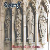"SORCERY ""Master of the chains""  Demo CD-R"