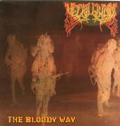 "NECROGRIND ""The Bloody Way"" CD"