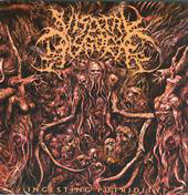 "VISCERAL DISGORGE ""Ingesting Putridity"" CD"