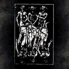 """TAPHOS """"s/t"""" 7"""" black vinyl EP"""