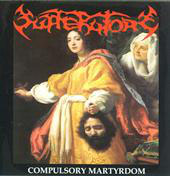"SUFFERATORY ""Compulsory Martyrdom"" CD"