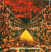 "BARBARITY ""Enough Graves for Everybody"" CD"