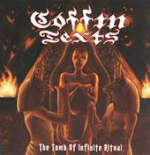 "COFFIN TEXTS ""The Tomb of Infinite Ritual""  CD"