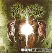 "MUCOPUS ""Undimensional"" CD"