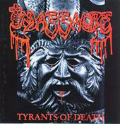 "MASSACRE ""Tyrants of Death"" CD"