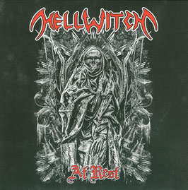 "HELLWITCH ""At Rest""  7″ EP (black)"