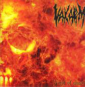 "VAKARM ""World of Chaos"" CD"