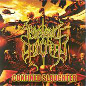 "BLESSED AGONY ""Confined Slaughter"" CD"
