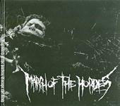 "MARCH OF THE HORDES / ESCAPE THE FLESH ""split"" CD"
