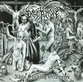 "DECEPTION ""Nails Sticking Offensive"" CD"