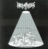 "HAEMOPHAGUS ""Into the Mortuary""  Demo CD-R"