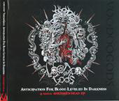"VOODOO GODS ""Anticipation for Blood Leveled in Darkness"" CD digipak"