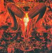 "PURGATORY ""Cultus Luciferi - The Splendour of Chaos"" CD"