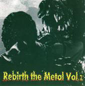 "VA Rebirth The Metal ""Vol.2"" CD"