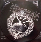 "MEMORIAM ""The Hellfire Demos"" 7″EP (picture)"