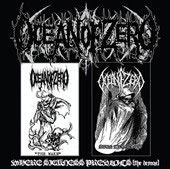 "OCEAN OF ZERO ""Where Sickness Prevails"" CD"