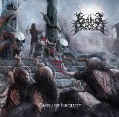 "BOUND TO PREVAIL ""Omen of Iniquity"" CD"