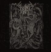 "SADISTIC INTENT / PENTACLE ""INVOCATIONS OF THE DEATH-RIDDEN"" SPLIT MLP (BLACK VINYL)"
