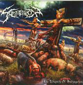 "SLAUGHTERBOX ""The Ubiquity of Subjugation"" CD"